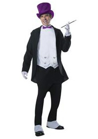 Penguin 1960s Costume