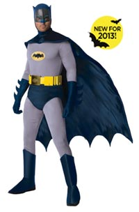 Adam West 1960's Batman Costume