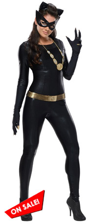 Batmans Catwoman Costumes For Sale Anne Hathaway Halle