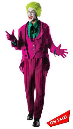 Classic 60s Joker Costume