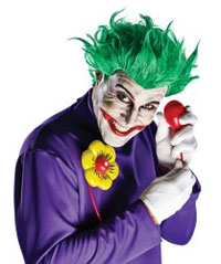 Arkham Asylum Joker Costume Kit