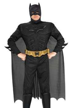 Men Dark Knight Batman costume sale