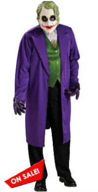 Dark Knight The Joker Adult Costume