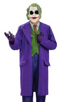 men size deluxe Joker costume sale