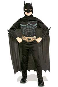 Batman Begins Child Halloween Costume