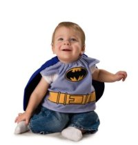 Infant Batman Brave & Bold Baby Bib Costume