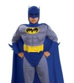 Batman The Brave and The Bold Halloween Costumes
