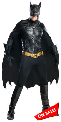 The Dark Knight Rises Batman Grand Heritage Costume 2012