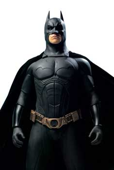 Batman Movie Replica Costume Sale
