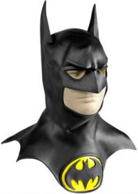 Michael Keaton Batman Returns Mask Cowl