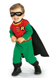 Robin Baby Costume for Infants
