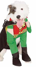 Batman Joker Halloween Dog costumes