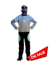 Batman Blue Beetle Child Halloween Costume