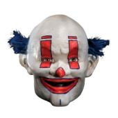 Dark Knight School Bus Driver Halloween Mask