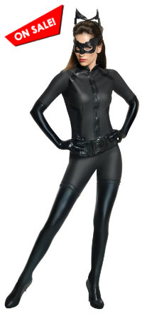Grand Heritage Catwoman Costume Dark Knight Rises