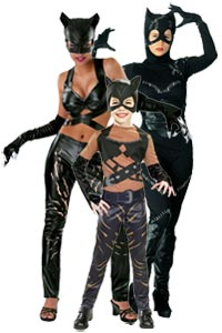 catwoman halloween costume sale
