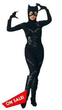 Michelle Pfeiffer Cat Woman Halloween Costume Batman Returns
