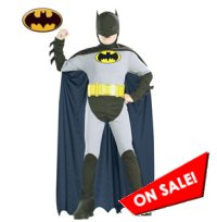economy Batman child Halloween costume