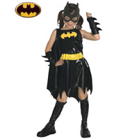 Deluxe Batgirl Child Halloween Costume
