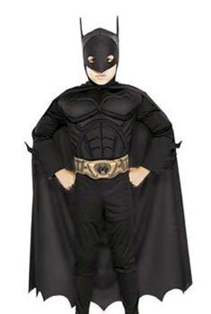 child Batman costume sale