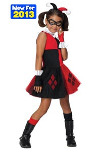 Child Harley Child Costume