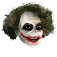 Discount child Joker Mask The Dark Knight