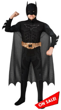 Child Batman Light-Up Costume