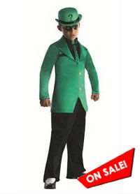 Child Riddler Costume for Kids