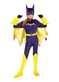 Gotham Girl Batgirl Halloween Costume