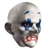 Dark Knight Chuckles Clown Halloween Mask