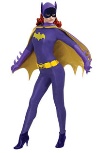 Classic 1966 Batgirl Costume Grand Heritage