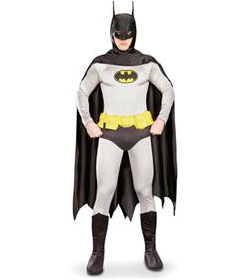 Theatrical Quality Classic Comic Book Batman Costume