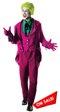 1960's Joker Costume TV
