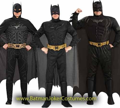 Discount Adult Batman Dark Knight Halloween Costumes Sale Batman