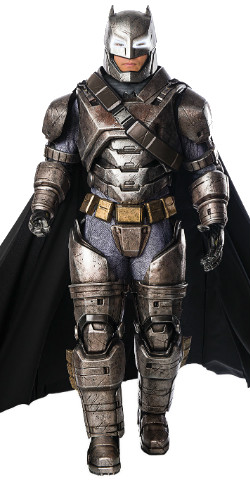 Armored Batman Grand Heritage Costume