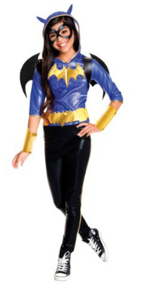 Deluxe DC Superhero Girls Batgirl Costume