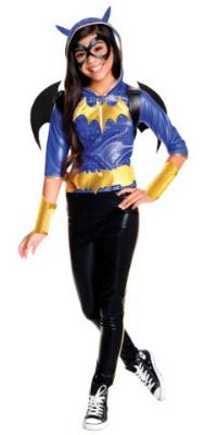 Deluxe DC Superhero Girls Batgirl Costume