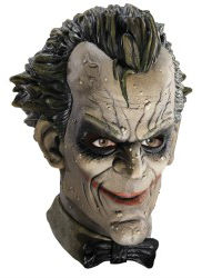 Batman Arkham City Joker Deluxe Adult Mask