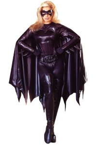 1997 Alicia Silverstone Deluxe Batgirl Movie Costume