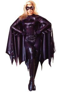 1997 Alicia Silverstone Deluxe Batgirl Movie Costume