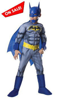 Deluxe Kid Batman Unlimited Costume