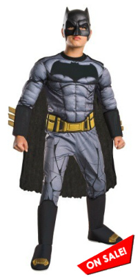 Deluxe Kid Dawn of Justice Batman Costume