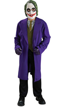 Economy Kid Joker Halloween Costume Sale