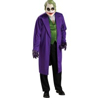 Batman Dark Knight The Joker Adult Plus Costume