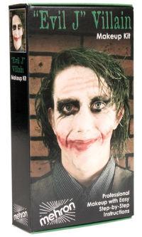 Mehron's Evil Joker Makeup Kit