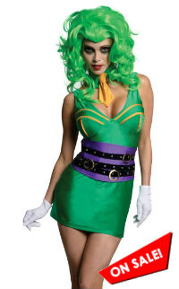 Female Joker Costume for Women