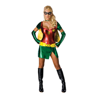 Halloween Female Robin Costume for Adult women