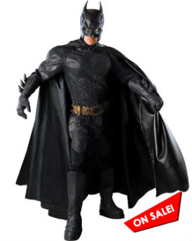 Batman Dark Knight Movie Costume