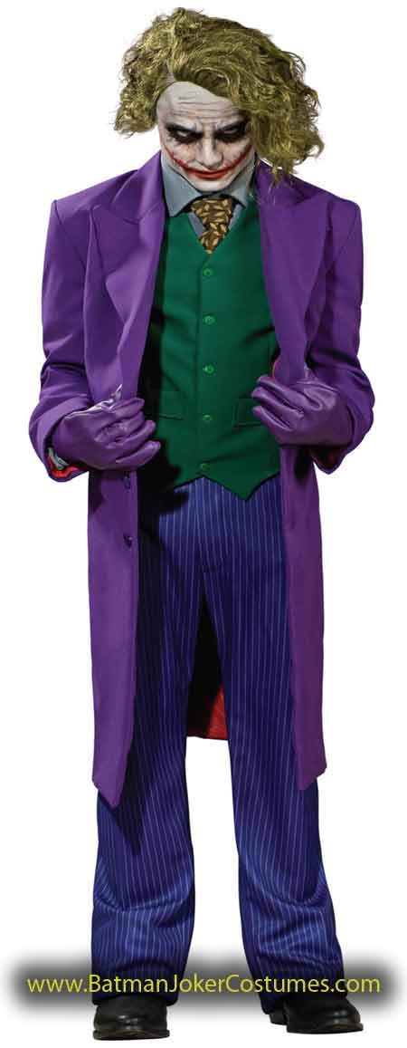 sale Joker Grand Heritage costume medium large xl 33019