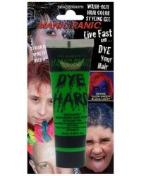 Temporary Green Hair Color Dye Joker